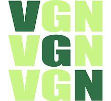 VGN Vegan Logo by Style-O-Mat