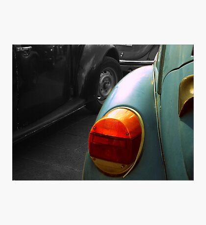 Volkswagen Photographic Print