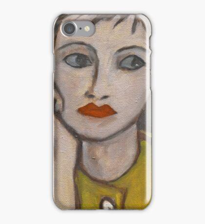 Bernadette iPhone Case/Skin