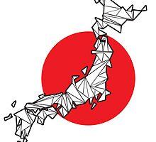 Origami Japan by Doebino