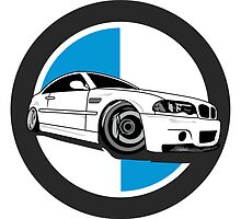 E46 M3 Enthusiast by Doebino