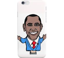 Obama the Puppet iPhone Case/Skin