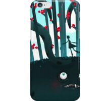 Tentacular monster iPhone Case/Skin