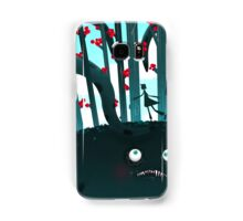 Tentacular monster Samsung Galaxy Case/Skin