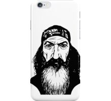 Angry Phil iPhone Case/Skin