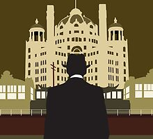 Boardwalk Empire Minimalist work by cdemps