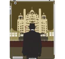 Boardwalk Empire Minimalist work iPad Case/Skin
