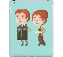 Pixel Lutece - Bioshock Infinite iPad Case/Skin