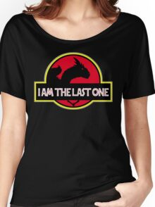 Draco - I am the last one Women's Relaxed Fit T-Shirt