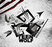 Teen Wolf: Part of the Pack by Bliss Ng