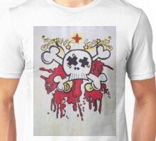 Bright Light Skull Unisex T-Shirt