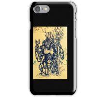mechan iPhone Case/Skin