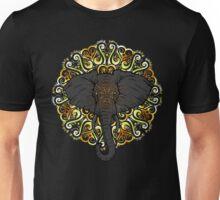 Awesome Indian Looking Elephant Unisex T-Shirt