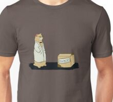 Schrödinger's Human Unisex T-Shirt