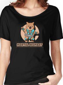 Mortal Wombat Women's Relaxed Fit T-Shirt