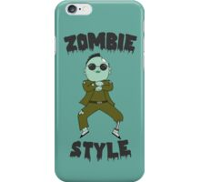 Zombie  Style iPhone Case/Skin