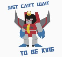 Just Can't Wait To Be King by HardlyQuinn