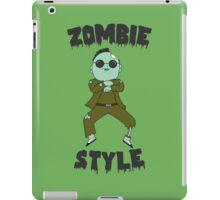 Zombie  Style iPad Case/Skin