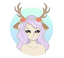 Deer Yu Photographic Print
