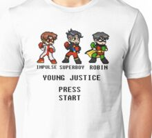 young justice go! Unisex T-Shirt