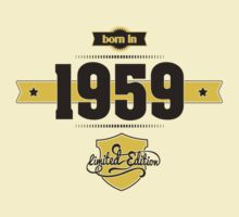 Born in 1959 (Choco&Yellow) by ipiapacs