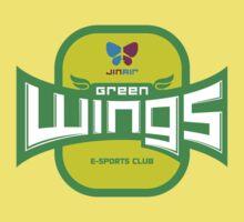 Jin Air Green Wings by ellinia