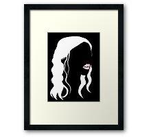 Khaleesi Daenerys Targaryen Framed Print