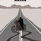 Sons of Anarchy Minimalist work by cdemps