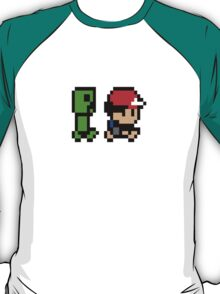 Creepin' on Ash T-Shirt