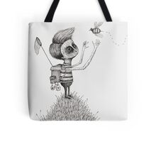 The Bug Collector Tote Bag