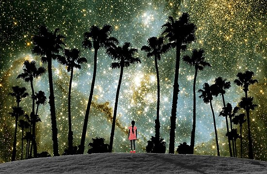 Paradise Galaxy Dream by RichCaspian