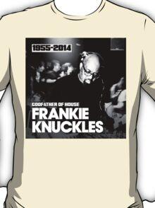 FRANKIE KNUCKLES RIP T-Shirt