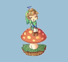 Legend of Zelda Skyward Sword: Pixel sleepy Link Unisex T-Shirt
