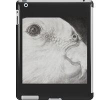 Cockatiel Sketch iPad Case/Skin