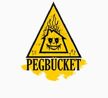 PEGBUCKET yellow house Unisex T-Shirt