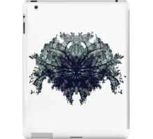 Abstract symetry pattern iPad Case/Skin