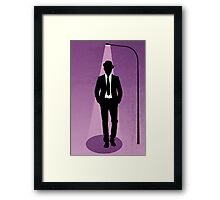 Night Watchmen  Framed Print