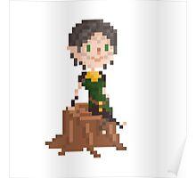 Pixel Merrill v2 - Dragon Age Poster