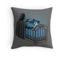 I'm Your Father Throw Pillow