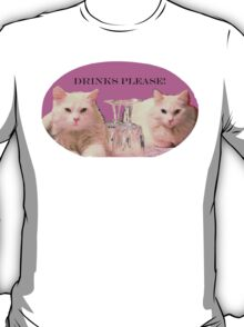 Drinks Please T-Shirt