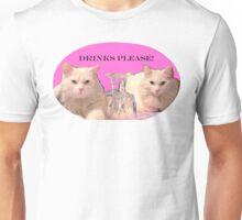 Drinks Please Unisex T-Shirt