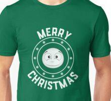 Snowy's Merry Christmas Logo Unisex T-Shirt