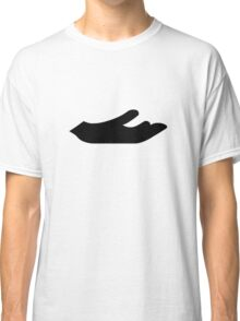 Outstretched Hand Classic T-Shirt