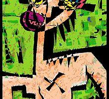 Last Night I Dreamt I Was The Praying Mantis. by brett66