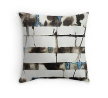 Untitled Abstract Study 48 Throw Pillow
