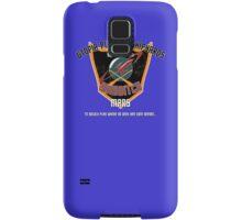 UTOPIA PLANITIA QUIDDITCH Samsung Galaxy Case/Skin