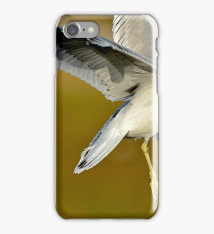 Inflight Seagull iPhone Case/Skin