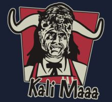 Kali Maa heart fried by Buby87