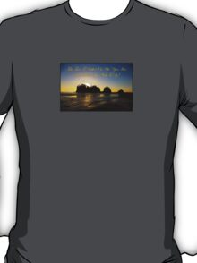 james island, wa & reflection T-Shirt