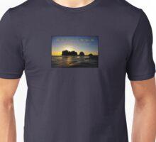 james island, wa & reflection Unisex T-Shirt